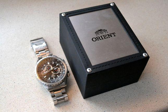 Часы Orient с автоподзаводом .