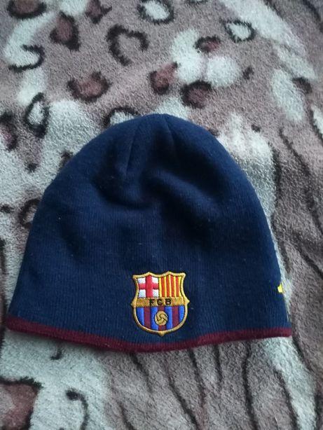 Czapka Barcelona Messi