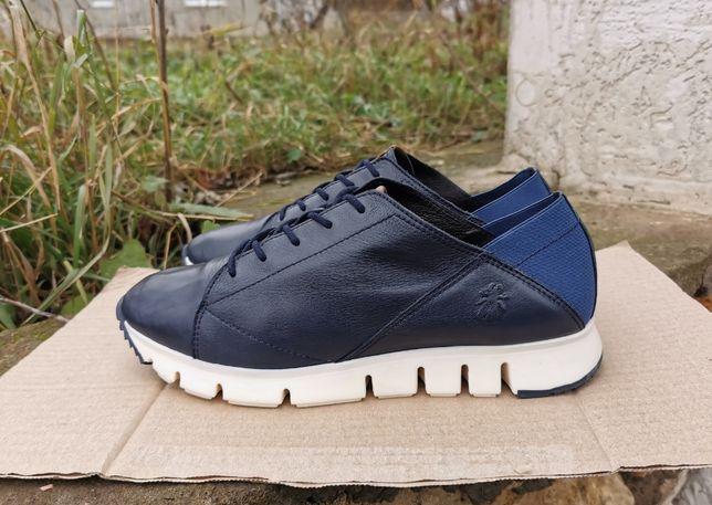Кожаные кроссовки ботинки Fly London 42 р. Оригинал
