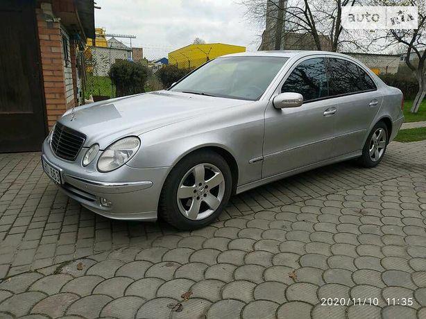 Mercedes Benz e270 w211 avangard 2002