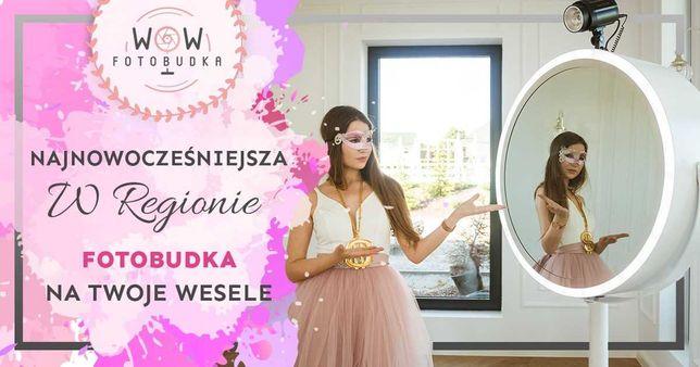 Sprzedam markę WOW Fotobudka wraz ze stroną, profilami etc.
