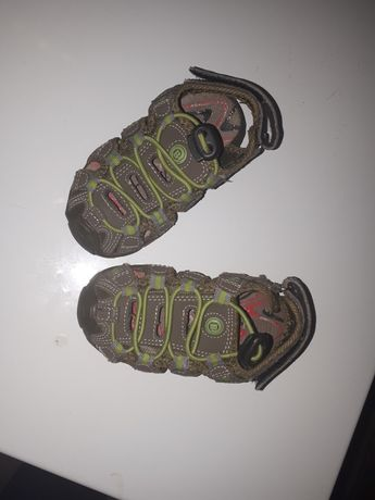 Sandały chłopięce