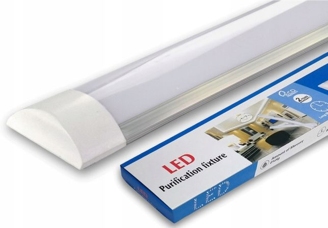 Lampa LED 120cm Promocja