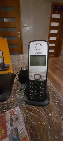 Telefon bezprzewodowy Simens Gigaset A400 Duo