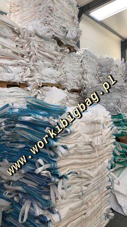 Worki Big Bag Bagi 180cm BigBag 500kg 750kg 1000kg RADOMSKO wysyłka