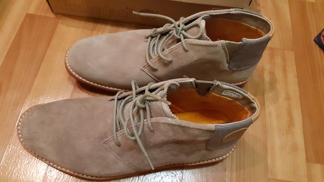Timberland ботинки тимберленд  размер 11,5(44-45)