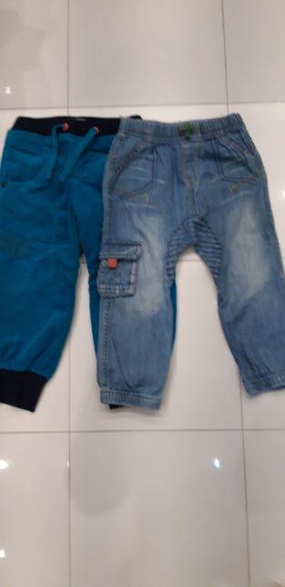 Spodnie,joggery, name it roz 92