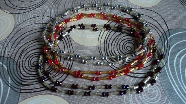 Женские бусы (ручная работа),из Нигерии