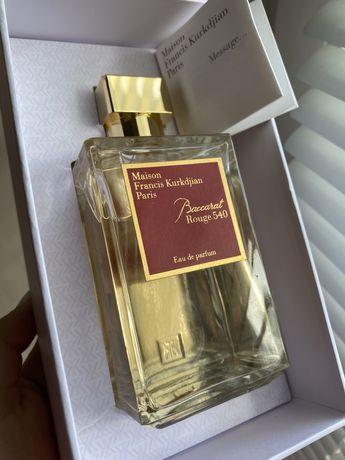 Оригинал 200мл Maison Francis Kurkdjian Baccarat Rouge 540 edp парфюм