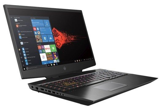 Gamingowy laptop HP OMEN 17 i5-9300H 8GB 512SSD GTX1660Ti 144Hz W10