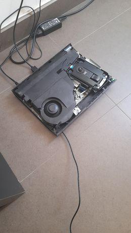 PS3 slim 12 GB peças