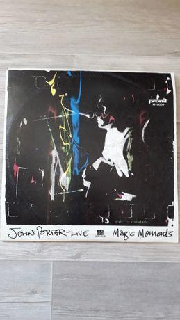 Płyta winylowa John Porter - Live z 1982r.