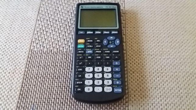 Calculadora Gráfica TI-83 PLUS