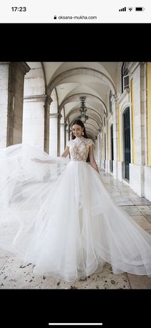 Весільна сукня Oksana Mukha