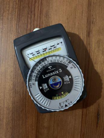 Fotómetro Gossen Lunasix 3 lightmeter