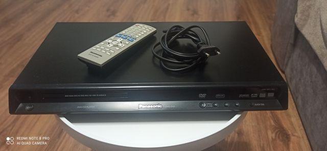 Odtwarzacz dvd/cd Panasonic DVD-S42