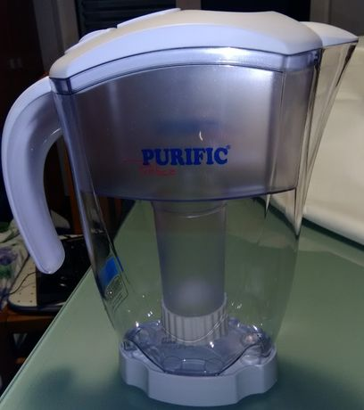 Jarro purificador de água