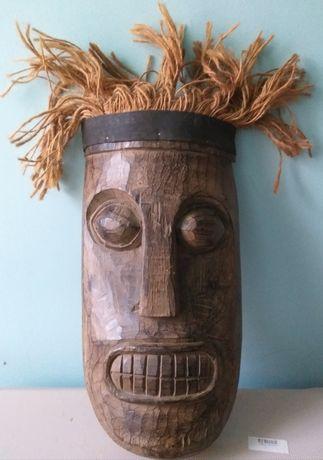 Głowa ( drewno )