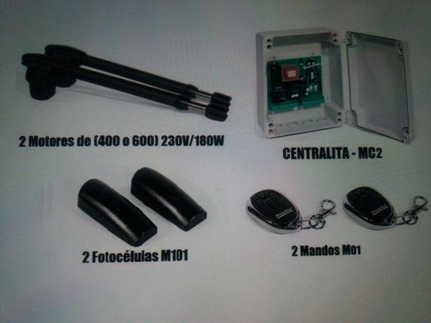 Automatismo Motorline PROFFECIONAL LINCE 600