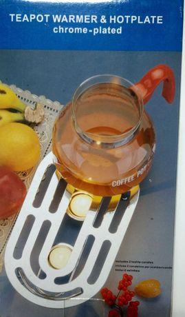 Aquecedor de chá/café