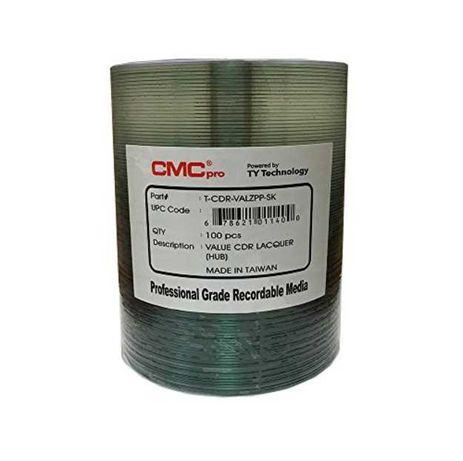 JVC CMC Pro Taiyo Yuden-CD-R Prof Grade Silver-USA