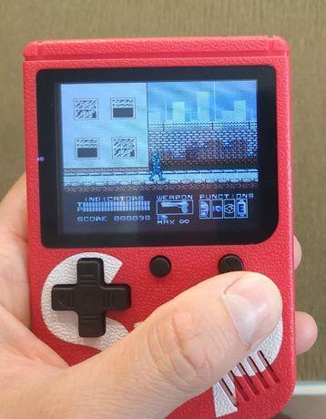 Портативная приставка консоль Game Box Sup 400 игр. Ретро денди