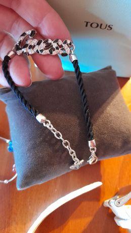 pulseiras e anel original,Tous, guess,pandora