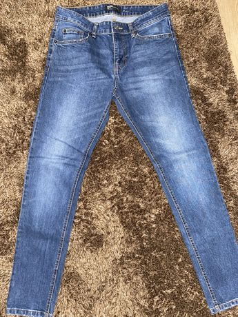 Bershka spodnie jeans