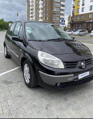Рено сценік. (Renault scenic)
