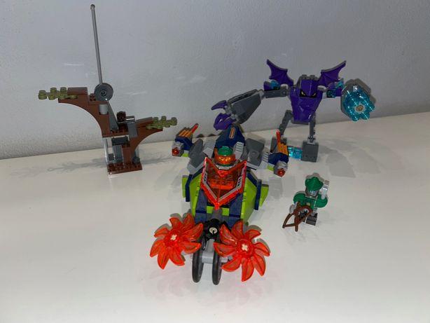 Lego 70358 Nexo Knights Kamienny niszczyciel Aarona