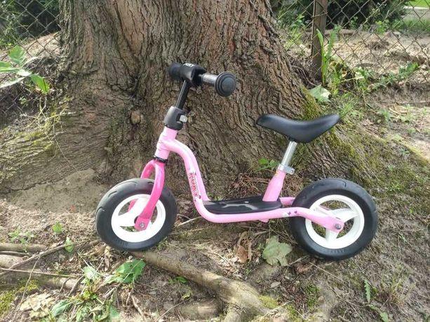 Rowerek biegowy Puky LR M różowy