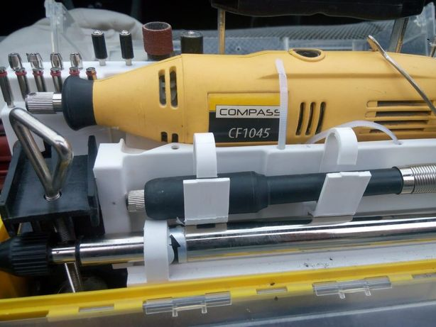 Гравер Compass  CF 1045 шлифовально-гравировальное устройство