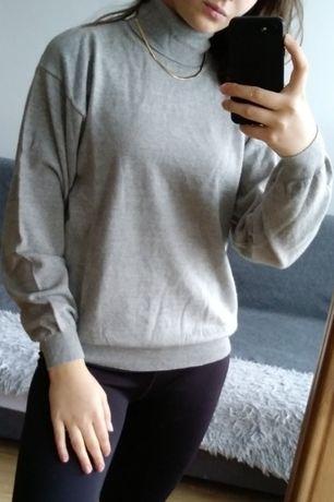 Wełna z merynosów merino wool sweterek