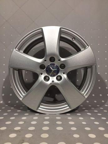 17 - дюймовые диски Mercedes V E C-class 5x112 7x17 ET48 R17