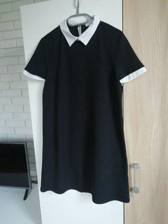 Sukienka Zara czarna elegancka roz. 36 S