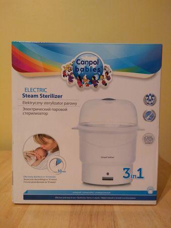 Elektryczny sterylizator parowy Canpol Babies