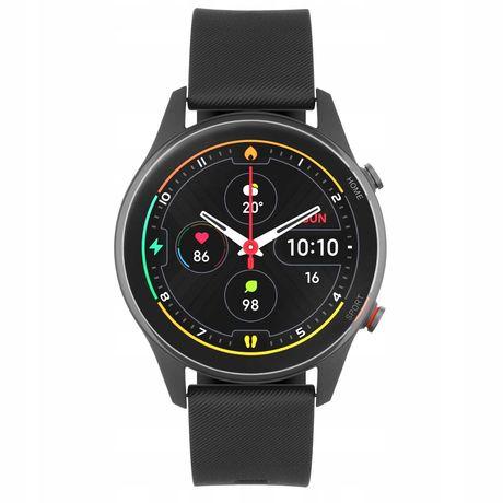 Nowy! XIAOMI MI Watch Black Amoled - SMARTWATCH SpO2 (R)