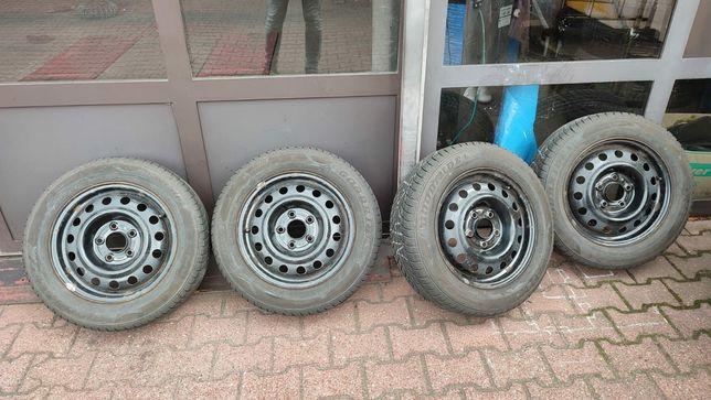 Koła zimowe Hyundai i30, Goodride Snowmaster 185/65R15 88H ET47