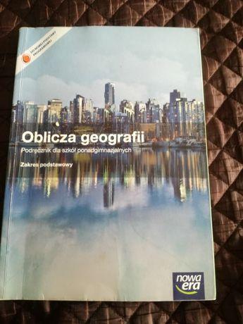 Podręcznik do geografii.