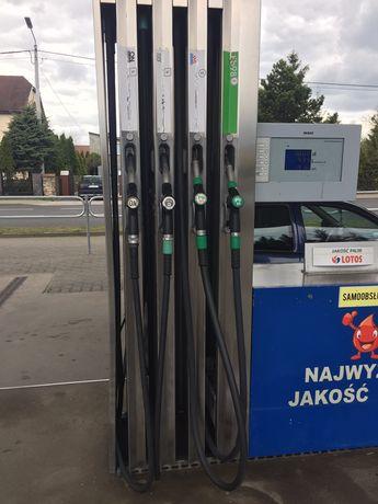 Dystrybutor paliwa paliw 8 weży wieloproduktowy gazowy lpg adast vrs