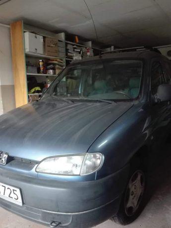 Peugeot Partner pierwszy właściciel 1999