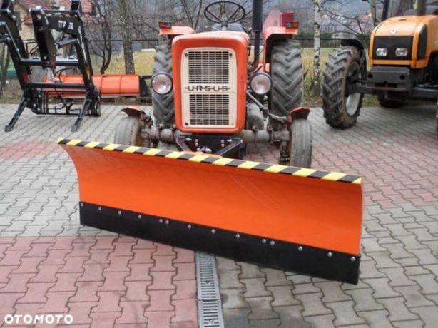 Pług śnieżny do Ursus C-360 330 MF-255 235 gwarancja możliwy dowóz
