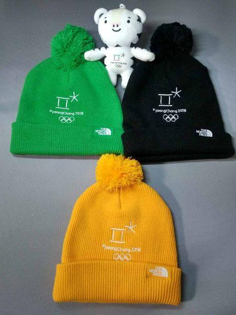 Олимпийские шапки The North Face