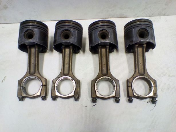 Pistons/Bielas de motor BMW 320D 163 CV
