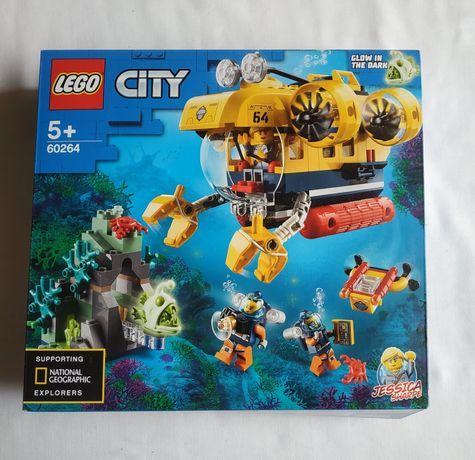 LEGO 60264 Исследовательская подводная лодка