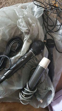Zestaw mikrofonów Taky / Tonsil / Unitra