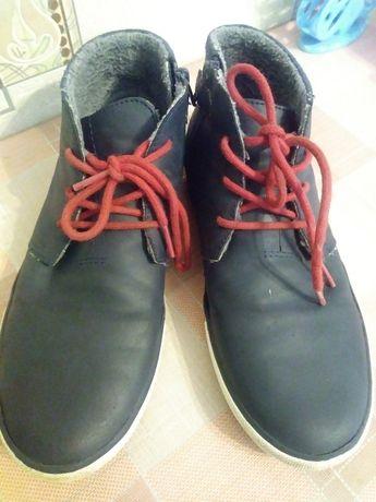 Ботинки черевыки хайтопы Next 37 розмер 24 см устелка