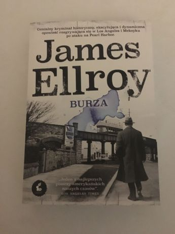 James Ellroy Burza