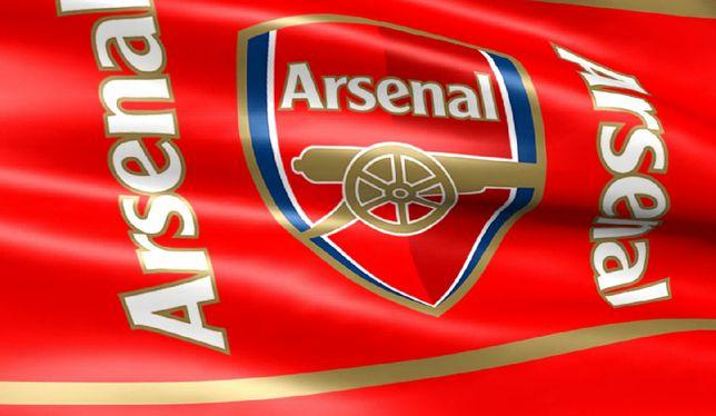 Прапор - Британський футбольний клуб АРСЕНАЛ.