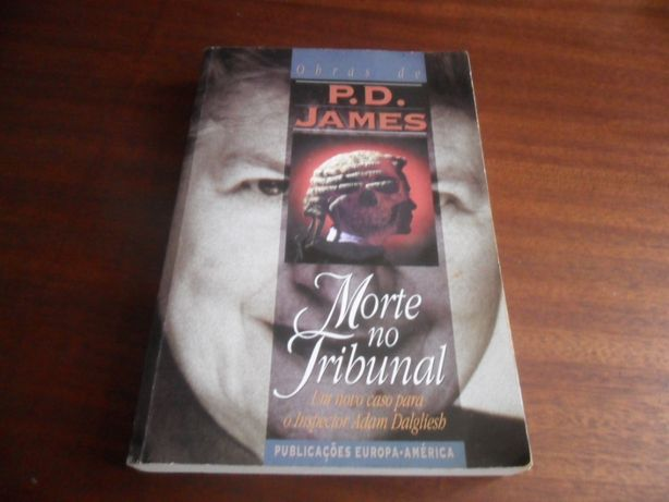 """Morte no Tribunal"" de P.D James"